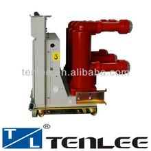 embedded pole spring operating mechanism 24kv vacuum circuit breaker vcb