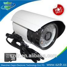 thermal imaging camera fundus camera nanny cams security cctv camera 1 Megapixel Waterproofing TF Card CCTV Camera factory