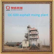 48t/h asphalt mixing plant qc series hot mixing type QC-600