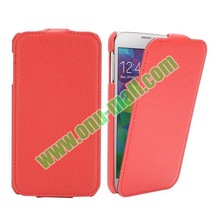 Litchi Pattern Vertical Flip Leather Case for Samsung Galaxy S5 I9600