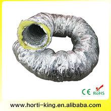 foil flexible air ventilator air conditioner insulation duct