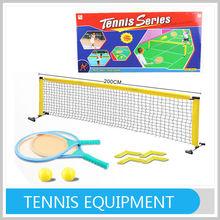 2014 caliente de la venta de velocidad de plástico equipo de tenis con en71