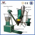 Maquinariaagrícola 100-300kg/h pollo/pato/ganado/ovejas/cerdo/conejo de alimentación de pellets de la máquina