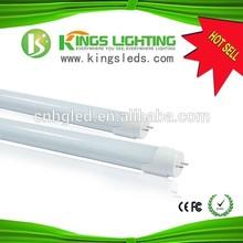 2015 Lesozavodsk Russia popular 1.2m plastic ul listed led tubes Kings Lighting Tech.Co,Ltd
