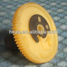 High Quality Plastic Mold Injecting Car Windshield Wiper Spur Gear