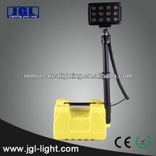 GZ led remote area lighting system RLS-9936 metal halide floodlight