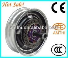 electric wheel hub motor, electric car hub motor for sale, high power single shaft electric hub motor