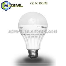 low price high brightness milky white bulbs led for 2014 new design