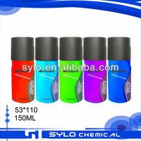 Sexy deodorant body spray 150ml for MEN OEM/ODM