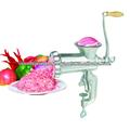 Ferro fundido estanhado galvaniza mão operar picadoradecarne manual moedor de carne máquina 5#, 8#, 10#, 22#, 32#