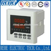 controller temperature and humidity sensor stop digital meter RH-WSK0306