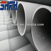 antiflaming inflaming insulation grey pvc pipe