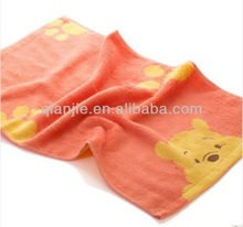 2014 popular Compressed cartoon beach towel from china supplier