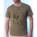 t shirts feitas de materiais reciclados