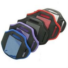 Submersible feed armband for arm package iphone4 4s sports mobile phone armband