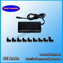 Multi-function universal laptop adapter- 65w laptop charger adapters for dell