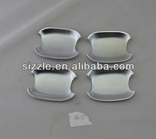 2009-2013 exterior and accessories Q5 4pcs ABS chrome door handle shell
