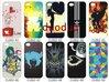 New style cases for iphone 4 4s custom design UV print