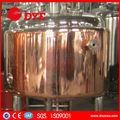 aprobado por la ce de cobre rojo micro brew hervidor de agua