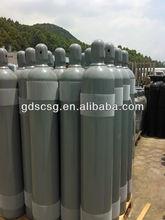 Sulfur tetrafluoride ( SF4 ) cylinder