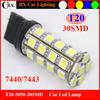 30 5050 SMD BA15S S25 (1157/1156) T20 (7440/7443/3156/3157) LED for car corn light