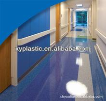 Impact- resistant Plastic Handrail for Hospital