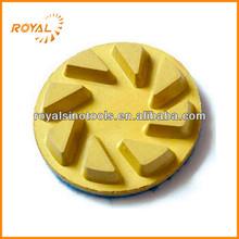 50#-3000#Diamond granite floor polishing pad