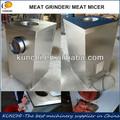 Profesional más exportado de tipo industrial de pollo de carne picadora de/pollo picado de la máquina con el mejor precio para la venta