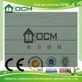 de haute qualité de fibre de ciment dessins mur extérieur de la maison