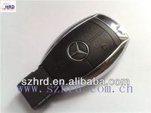 key for mercedes benz 3 button remote key shell with blade (European style)