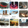 IGBT Induction Heat Treatment Trays For Steel / Copper / Iron Parts