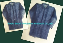 [Hot Selling] Disposable Non Woven Patient Gown [ISO 13485/FDA/CE/NELSON]
