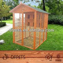 Wood Craft Decorative Animal Bird House Chinese Supply DFB013