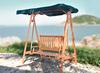 Swing Bench, Balau hardwood, Perfect quality, KD Package,