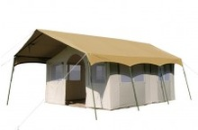 Cotton Canvas Safari Tent