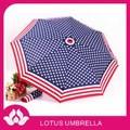 Jolie. parapluie pliant, nouveau design parapluie pliant, extérieur parapluie pliant