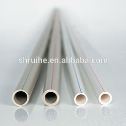 ppr tube white green grey high pressure light weight ppr pipe
