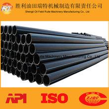 De acero al carbono de tubería de acero sin costura API 5L estándar de la norma ASTM
