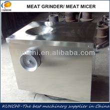 most professional exported type industrial pork/beef/chicken /fish meat grinder chopper/ grinder with best price for sale