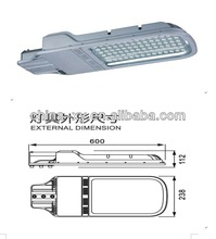 led courtyard street light made in china street lamp shell