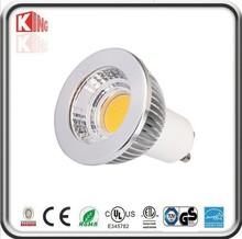 CE/EST/UL Cheap Cost 500lm gu10 5w led spotlight