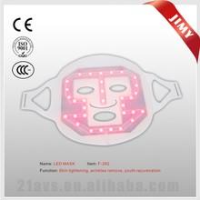 led mask skin rejuvenation treatment portable