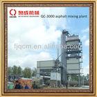 Station asphalt mixing plant 240tph qc series hot mixing type QC-3000