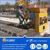 Movable Concrete Block Machine