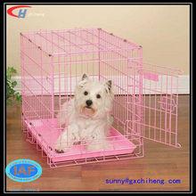 Cheap custom dog house cage