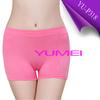Bamboo fiber women underwear rhinestone boxer shorts