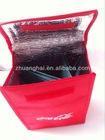 non woven and aluminum foil wholesale insulated cooler bags thermal bags