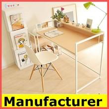 cheap morden wooden office small computer desk desktop table