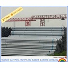 Standard length of galvanized pipe from china