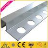 Wow!! Matt clear anodized aluminium rails for exterior walls,cnc aluminium profile for tile trim aluminium extrusion factory OEM